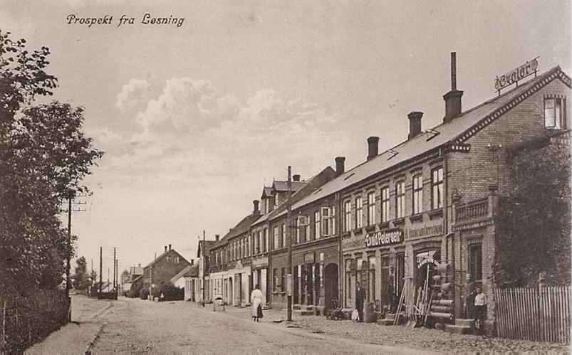 Løsning Jernbanegade 1932
